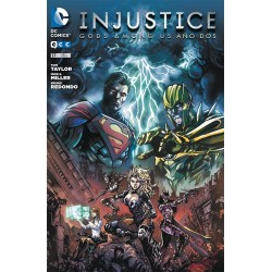 Injustice. Gods Among Us 17