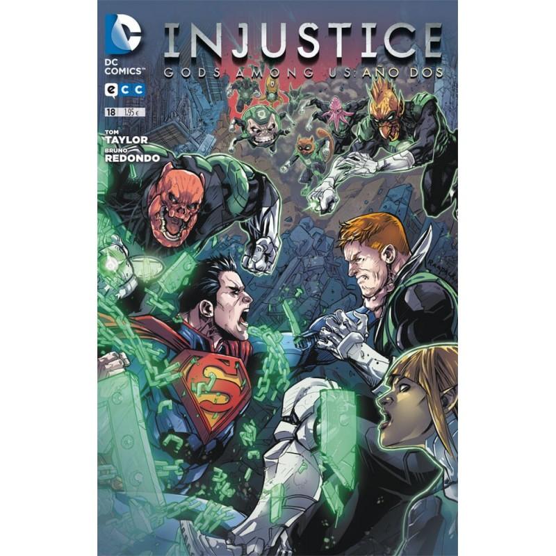 Injustice. Gods Among Us 18