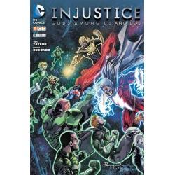 Injustice. Gods Among Us 19