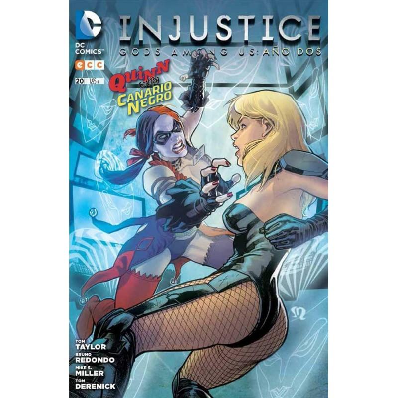 Injustice. Gods Among Us 20