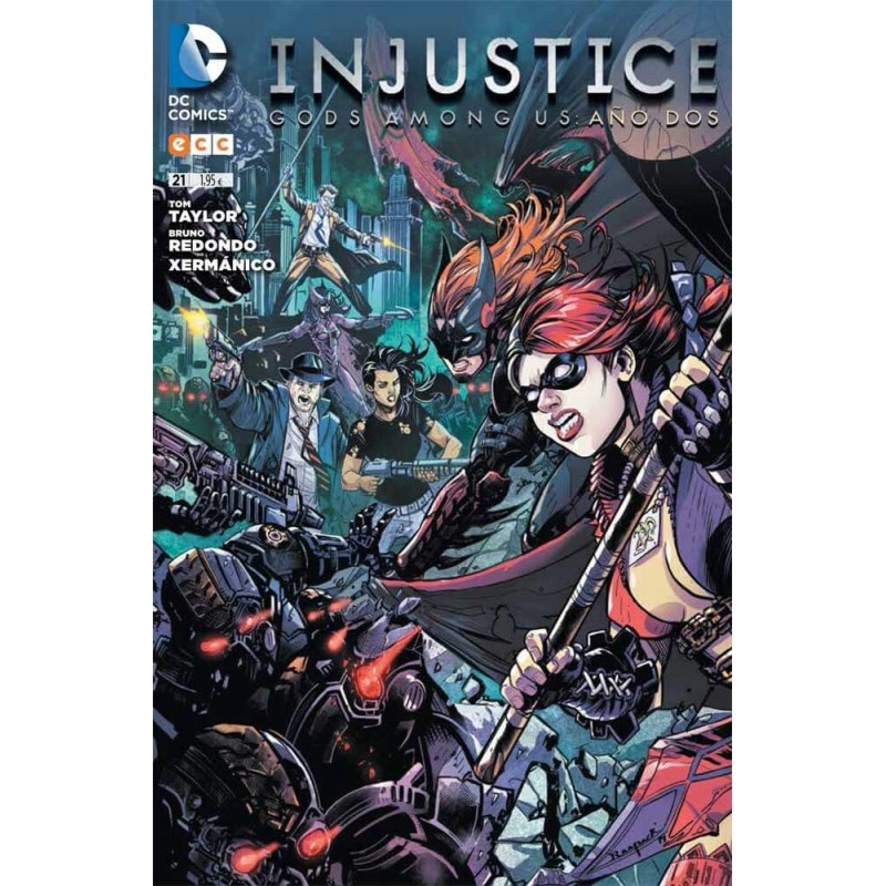 Injustice. Gods Among Us 21