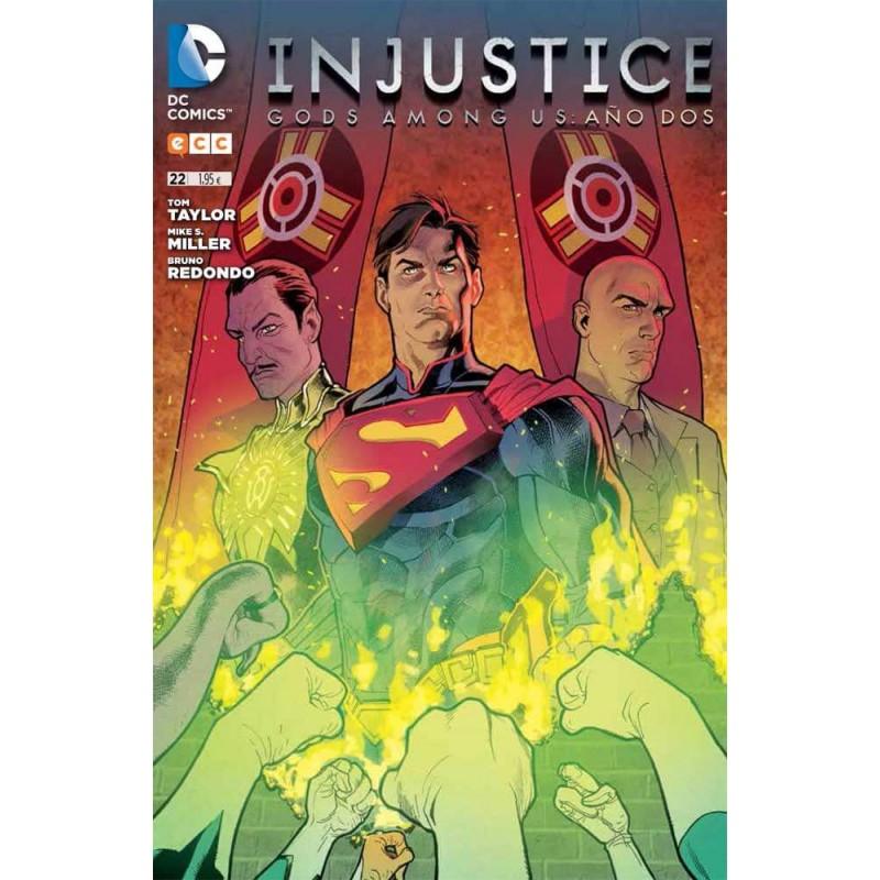 Injustice. Gods Among Us 22
