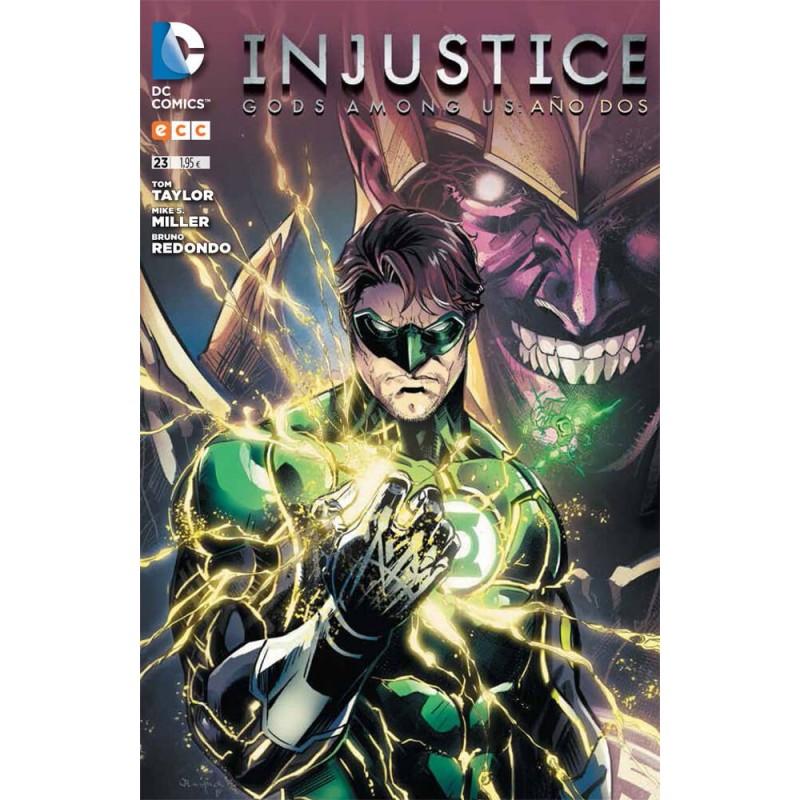 Injustice. Gods Among Us 23