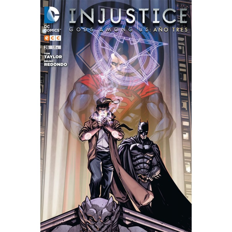 Injustice. Gods Among Us 26