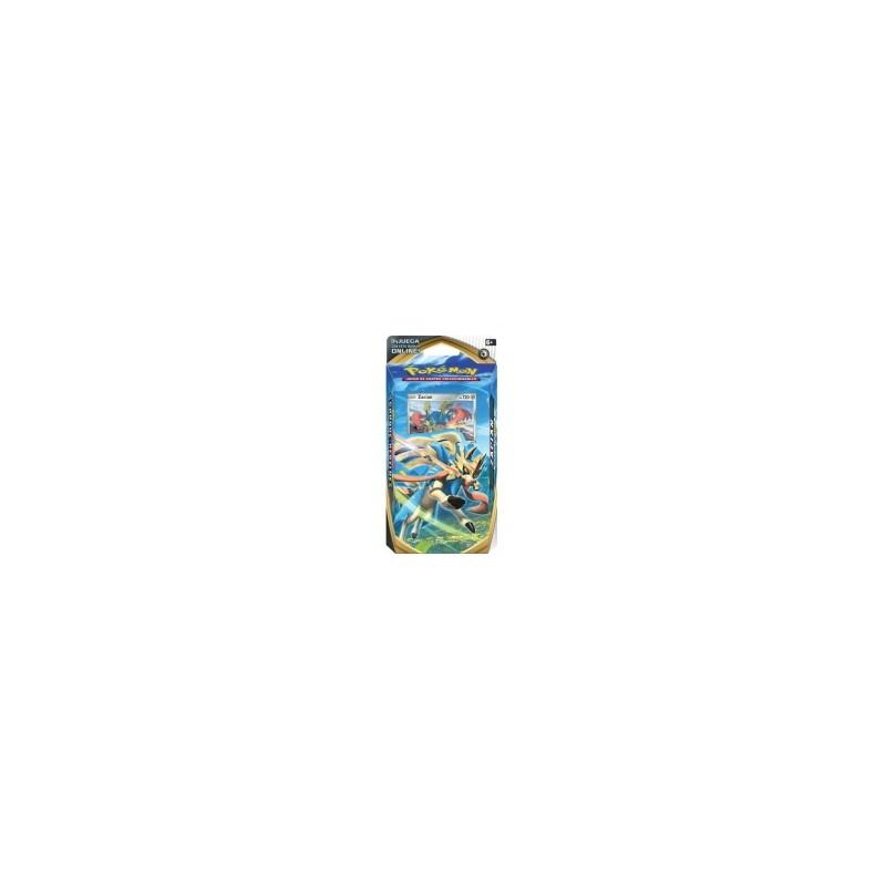 Baraja Temática Espada Y Escudo. Choque Rebelde Español. Cartas Pokemon TCG Zacian