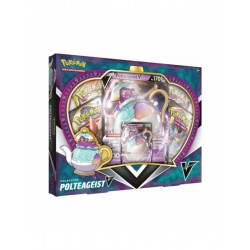 Colección Caja Polteageist V Español - Cartas Pokemon TCG