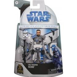Figura Arc Trooper Echo Clone Wars Star Wars Black Series Hasbro