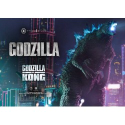 Diorama Godzilla Final Battle Godzilla Vs. Kong Prime 1