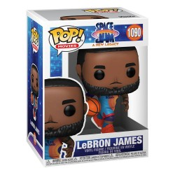 Figura LeBron James Space Jam 2  POP Funko 1090