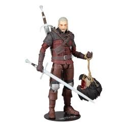 Figura Geralt De Rivia Wolf Armor The Witcher 3: The Wild Hunt McFarlane Toys