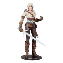 Figura Ciri The Witcher 3: The Wild Hunt McFarlane Toys