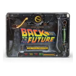Regreso al Futuro Time Travel Memories Kit Standard Edition Doctor Collector