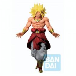 Figura Ichibanso Dragon Ball Super Saiyan Broly 94 (Back To The Film)  Banpresto