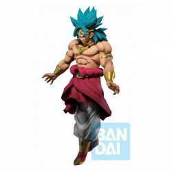 Figura Ichibanso Dragon Ball Super Saiyan Broly 93 (Back To The Film)  Banpresto