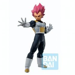 Figura Ichibanso Dragon Ball Super Saiyan God Vegeta (Back To The Film)  Banpresto