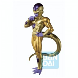 Figura Ichibansho Dragon Ball Golden Frieza (Back To The Film)  Banpresto