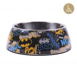 Comedero Para Perro Batman Tamaño L