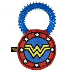 Mordedor Con Sonido Para Perro Wonder Woman