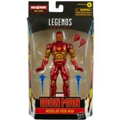 Figura Iron Man Modular Marvel Legends