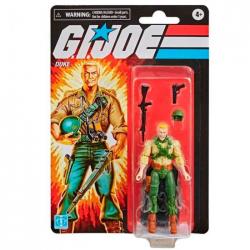 Figura Duke G.I. Joe Retro Collection Series Hasbro