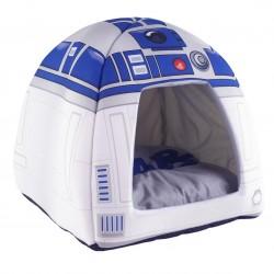 Cueva Cama Para Perro R2-D2 Star Wars