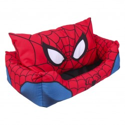 Cama Para Perro Spiderman