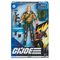 Figura Duke G.I. Joe Classified Series Hasbro