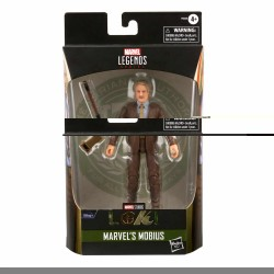 Figura Mobius Loki Marvel Legends Hasbro