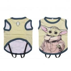 Camiseta Para Perro Grogu Baby Yoda The Mandalorian Talla S