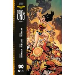Imagén: Wonder Woman. Tierra Uno 3