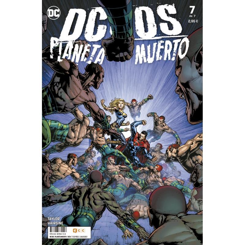 DCsos Planeta Muerto 7