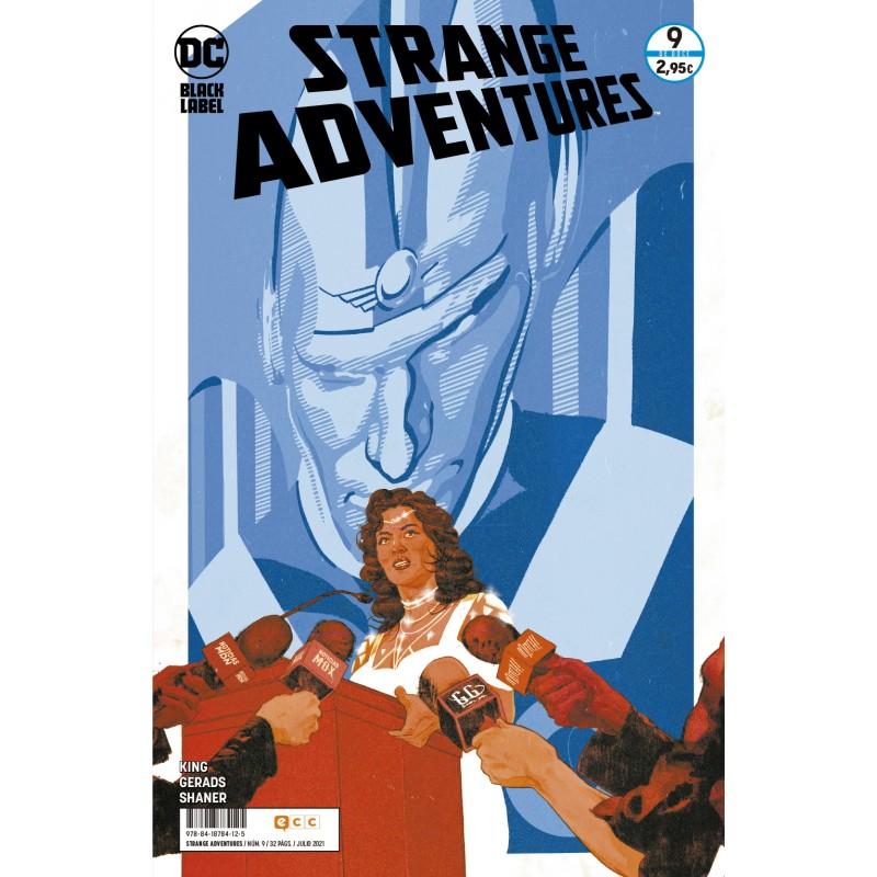 Strange Adventures 9