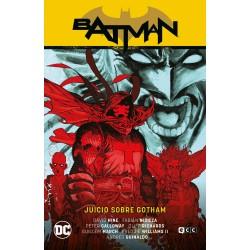 Batman Juicio Sobre Gotham (Batman Saga- Renacido Parte 8)