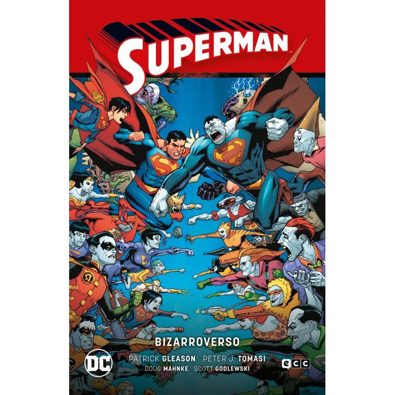 Superman 8: Bizarroverso