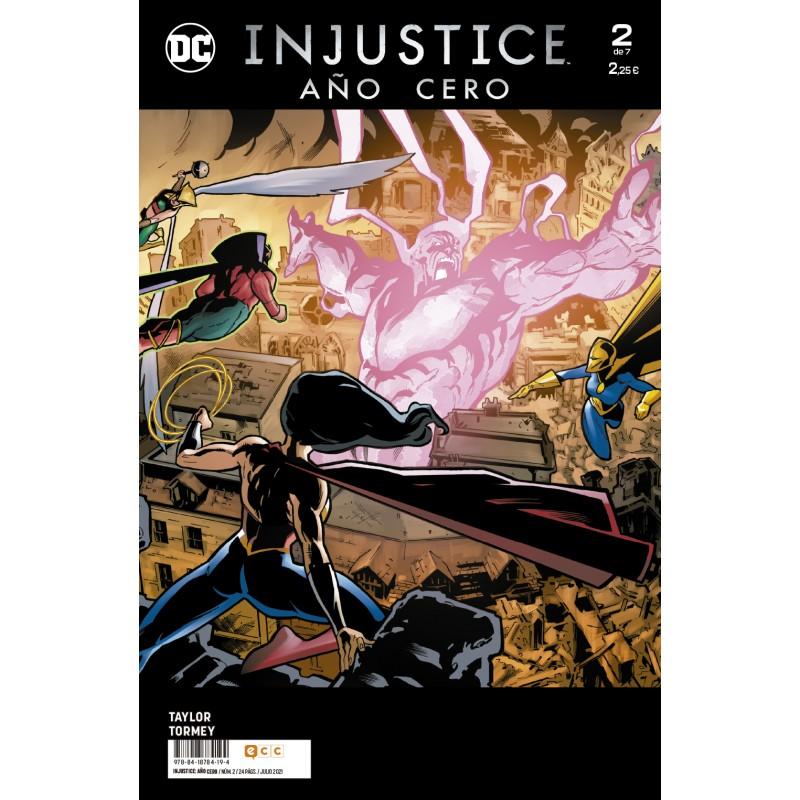 Injustice Año Cero 2