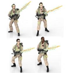 Pack Figuras Cazafantasmas Plasma Series Brilla En La Oscuridad Hasbro
