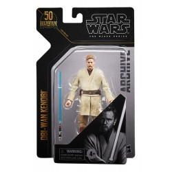 Pack Figuras Star Wars Black Series Archive Collection 50 Aniversario Wave 3 Hasbro
