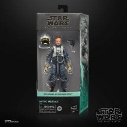 Figura Antoc Merrick Star Wars Rogue One Black Series Hasbro