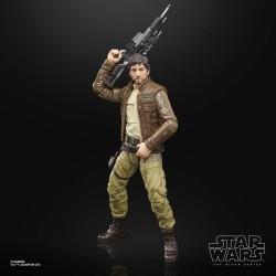 Figura Capitán Cassian Andor Star Wars Rogue One Black Series Hasbro