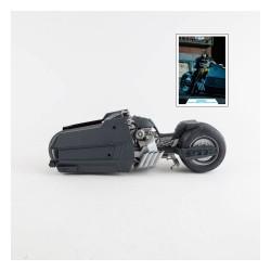 Moto Batman White Knight Batcycle DC Multiverse McFarlane Toys