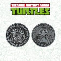 Moneda Tortugas Ninja Edición Limitada