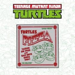 Pin Tortugas Ninja Caja De Pizza
