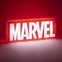 Cartel Luminoso Marvel Logo