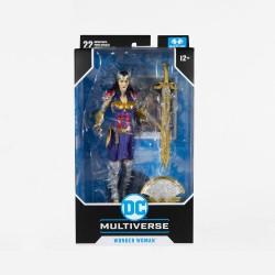 Figura Wonder Woman Designed By Todd Mcfarlane DC Multiverse McFarlane Toys