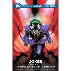Colección Héroes y Villanos 13. Joker: Asylum Volumen 1