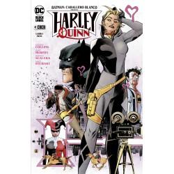 Batman: Caballero Blanco Presenta: Harley Quinn 6