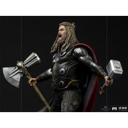 Estatua Thor Ultimate Escala 1:10 Avengers Infinity Saga Iron Studios