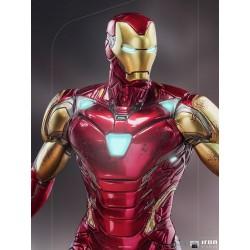 Estatua Iron Man Ultimate Escala 1:10 Avengers Infinity Saga Iron Studios