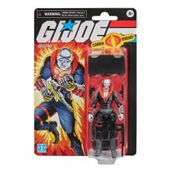 Figura Destro G.I. Joe Retro Series Hasbro