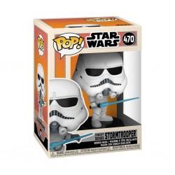 Figura Stormtrooper Concept Series Star Wars POP Funko 470